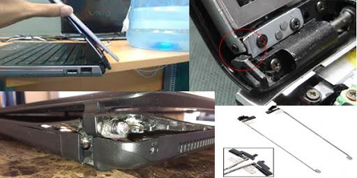 Thay Sửa Bản Lề Laptop Dell - 1