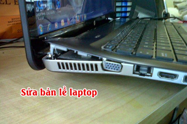 Thay Sửa Bản Lề Laptop Lenovo - 2