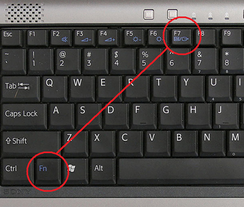 Cách vô hiệu hóa touchpad trên laptop - 1