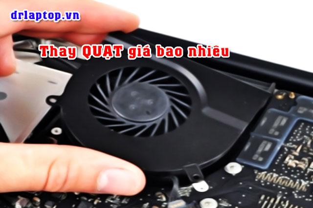 Giá thay sửa quạt laptop uy tín lấy liền tại TpHCM - 1