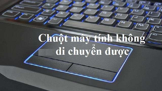 Chuôt laptop COMPAQ không thê di chuyên được không click được - 1