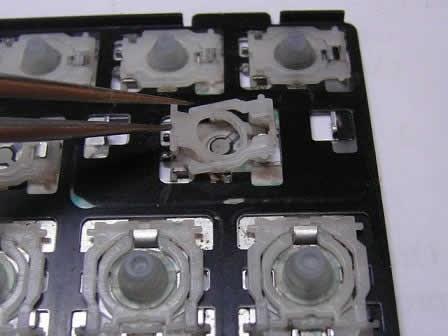 Hướng dẫn sửa chửa keyboard laptop IBM bàn phím laptop IBM - 3
