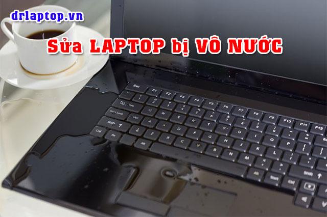 Sửa Laptop Bị Vô Nước  - 1