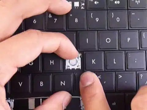 Hướng dẫn sửa chửa keyboard laptop IBM bàn phím laptop IBM - 4