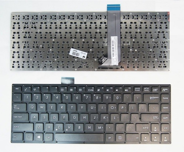 Sửa chữa thay thế keyboard laptop - 1