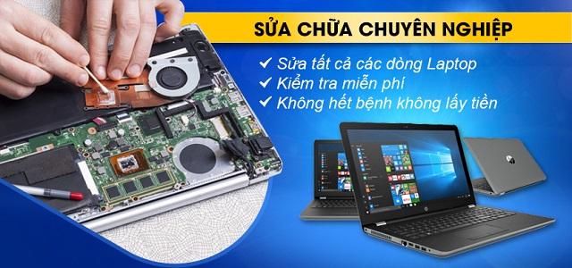 Sửa laptop uy tín ở TPHCM - 3