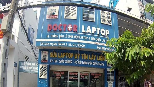 Sửa laptop uy tín ở TPHCM - 1