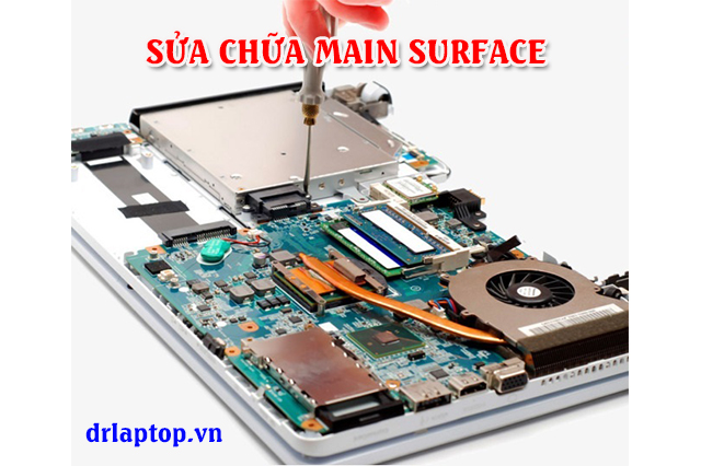 Sửa chữa Mainboard Surface - 2