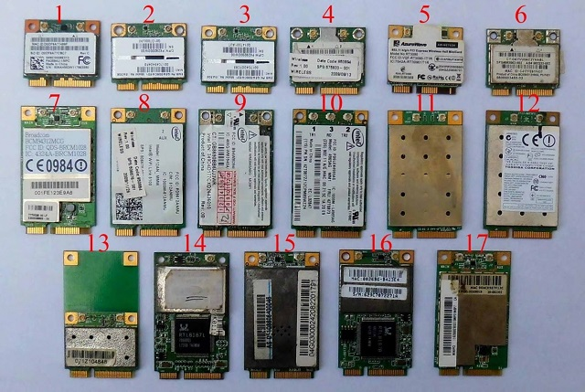 Thay sửa card wifi laptop Hp Dell Asus Acer Sony Vaio - 2