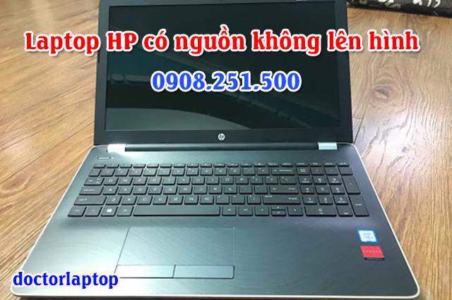 Laptop HP DV4 DV5 DV6 DV7 có nguồn không lên hình - 1