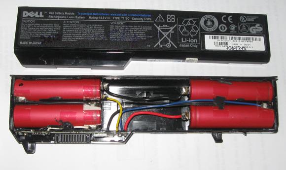 Sửa chữa thay thế và phục hồi Cell Pin - 1