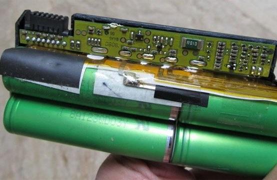 Sửa chữa thay thế và phục hồi Cell Pin - 2