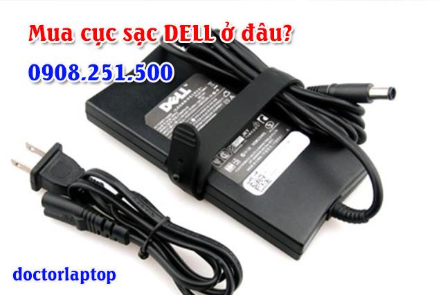 Mua cục sạc Laptop Dell ở đâu - Doctorlaptopvn - 1