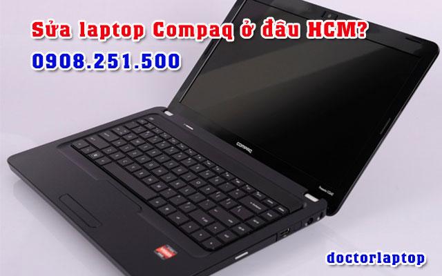 Sửa chữa laptop Compaq ở đâu uy tín TP HCM - 1