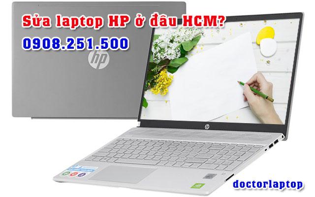Sửa chữa laptop Hp ở đâu uy tín TP HCM - 1