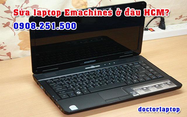 Sửa chữa laptop Emachines ở đâu uy tín TP HCM - 1