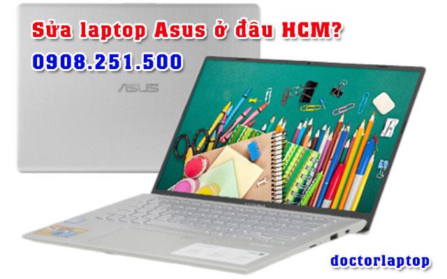 Sửa chữa laptop Asus ở đâu uy tín TP HCM - 1