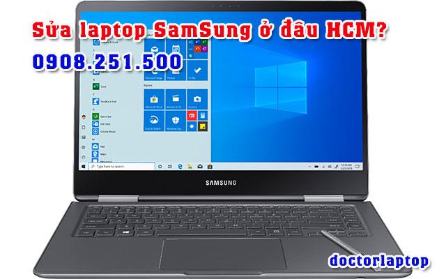 Sửa chữa laptop SamSung ở đâu uy tín TP HCM - 1