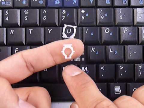 Sửa chữa thay thế keyboard laptop - 2