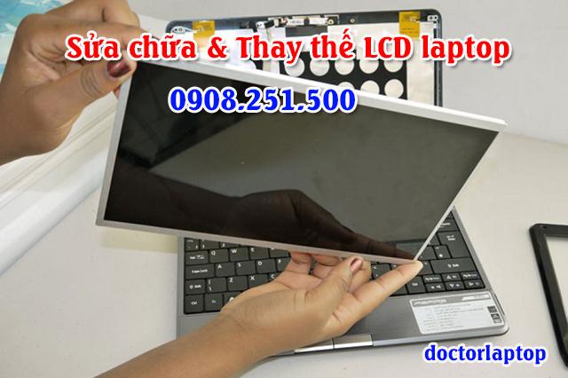Thay thế sửa chữa màn hình LCD laptop - 1