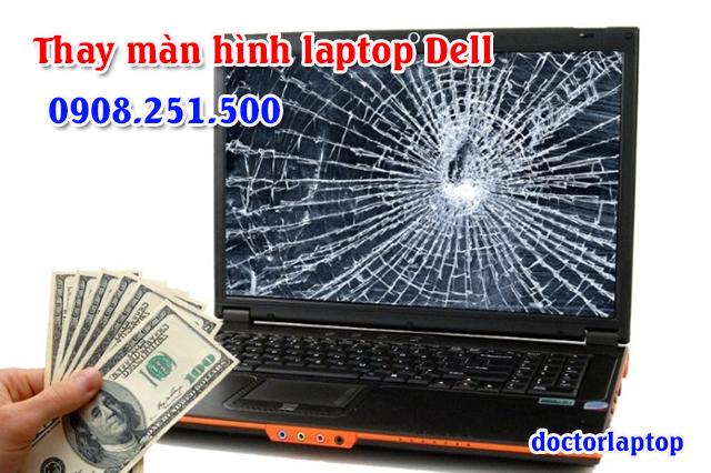 Thay màn hình Laptop Dell - 1
