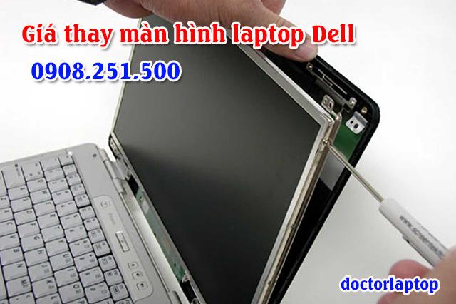 Giá Thay màn hình Laptop Dell - Giá LCD Laptop Dell HCM - 1
