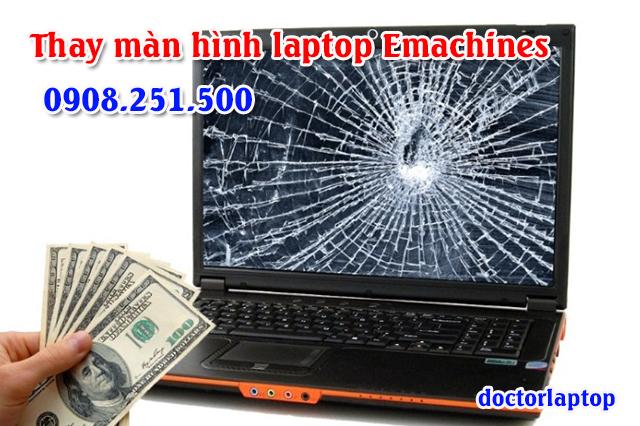 Thay màn hình Laptop Emachines - 1