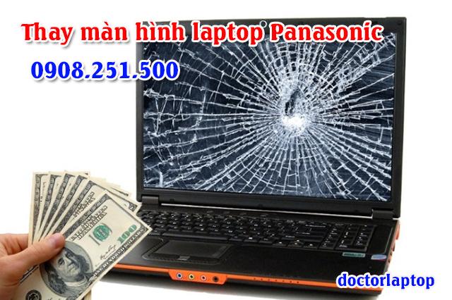 Thay màn hình Laptop Panasonic - 1