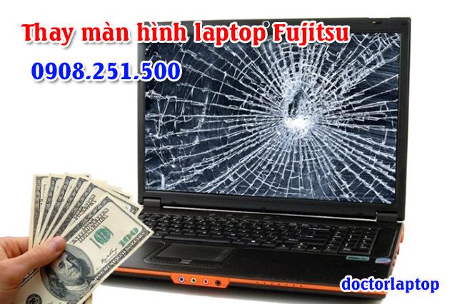 Thay màn hình Laptop Fujitsu - 1