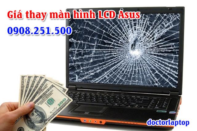 Giá Thay màn hình Laptop Asus  Giá LCD Laptop Asus HCM - 1