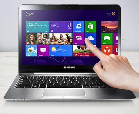 Thay Màn Hình Cảm Ứng Laptop Samsung HCM - 1