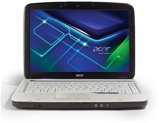 Máy Acer 4710 lcd trắng xoá - 1