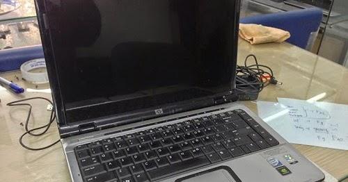 Laptop HP DV2000 DV2500 DV2700 V3000 không lên hình mở không lên không lên nguồn không nhận wireless - 1