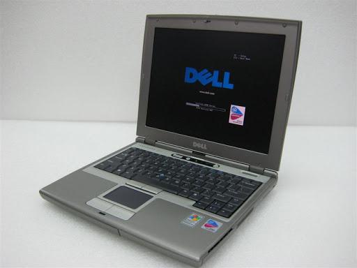 Máy Dell D400 D410 D420 chạy bị dump - 1