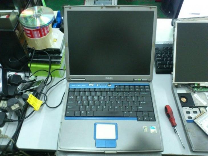 Máy laptop Dell 6000 600M 630M 6400 640M chập chờn lúc chạy lúc không - 1