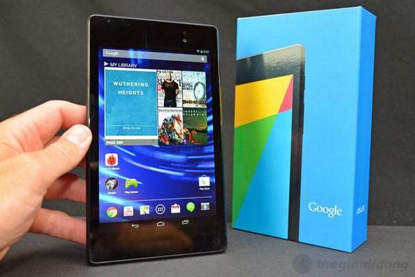 Thay Màn Hình cảm ứng Google Nexus 7 Asus Giá rẻ Tại HCM - 1