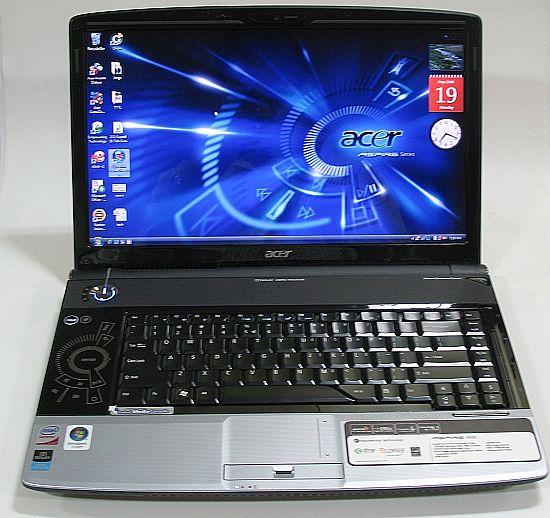 Laptop Acer Aspire 6920 6920z cắm sạc treo máy - 1
