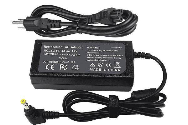 ADAPTER DELL Inspiron 1100 1150 1200 1300 11z 13 1318 13r 14 1420 1440 1464 14r 14z 15 ORIGINAL  - 1