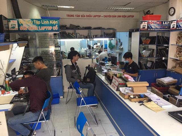 Cửa hàng sửa chữa laptop lấy ngay tại TPHCM - 2