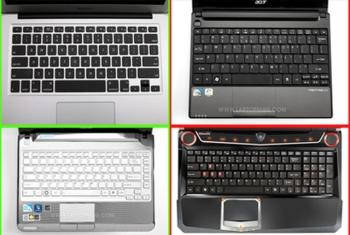 Bàn phím laptop tốt nhất và tệ nhất, ban phim laptop