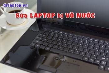 Sửa Laptop HP Bị Vô Nước