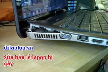 Thay Sửa Bản Lề Laptop Dell