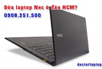 Sửa chữa laptop Nec ở đâu uy tín TP. HCM