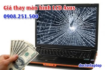 Giá Thay màn hình Laptop Asus | Giá LCD Laptop Asus HCM