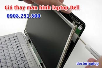 Giá Thay màn hình Laptop Dell - Giá LCD Laptop Dell HCM