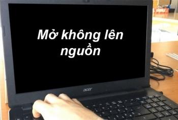 Laptop Acer 4741 4745 không lên nguồn, không lên hình