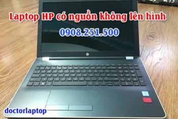 Laptop HP DV4 DV5 DV6 DV7 có nguồn không lên hình