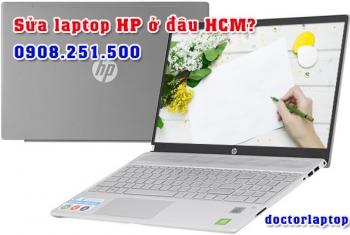 Sửa chữa laptop Hp ở đâu uy tín TP. HCM