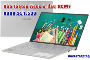 Sửa chữa laptop Asus ở đâu uy tín TP. HCM