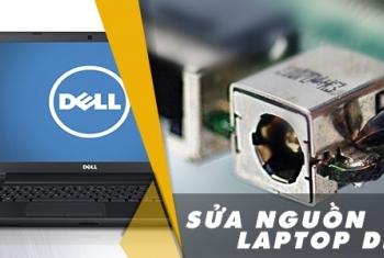 Sửa nguồn laptop Dell chuyên nghiệp